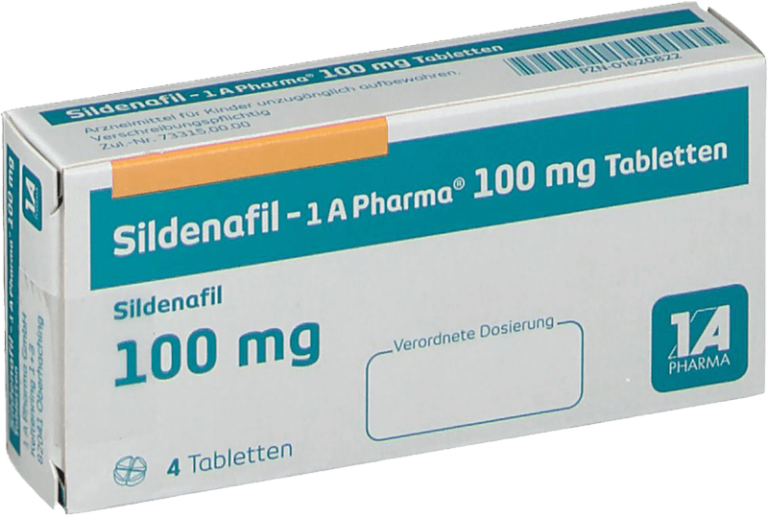 Sildenafil 1A Pharma Review: Yet To Be Discovered